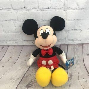 🖤Mickey Mouse Disney stuffed animal NWT